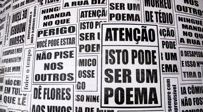 """Coletivo Transverso - """"O poema é dos olhos de quem lê"""" - SerHurbano"""