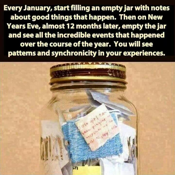 Better than Resolutions...