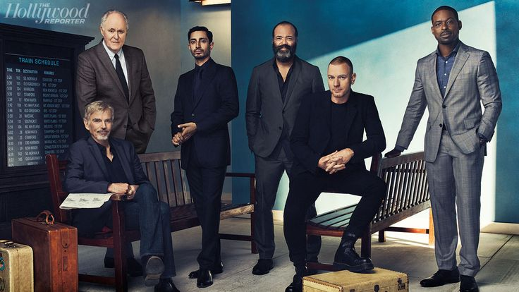 """Drama Actor Roundtable: Riz Ahmed, Ewan McGregor on Why Loser Roles Are """"More Fun Than Someone Like Trump"""" #FansnStars"""