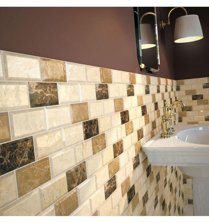 Mosaik - Kakelmonster | Mosaik Tobler 29.9x30.3
