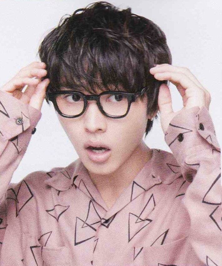Kento Yamazaki, entermix Oct 2016 issue