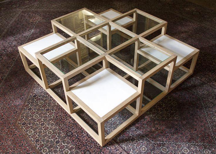 Les Trois Garçons es un restaurante en Londres que acaba de lanzar una colección de muebles en colaboración con De Pau, como parte del lanzamiento de su firma de diseño de interiores L3G Designs.