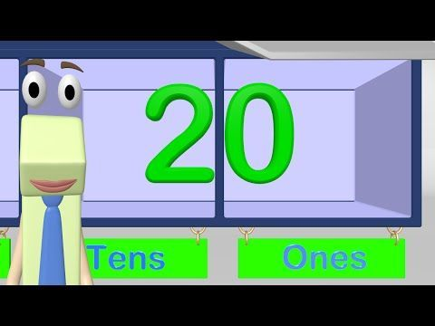 Place Value First Grade - Tens and Ones - YouTube