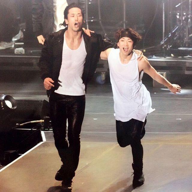 Naoto & Naoki