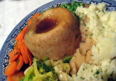Steamed suet pudding try the chicken leek!! Pie Room at ...