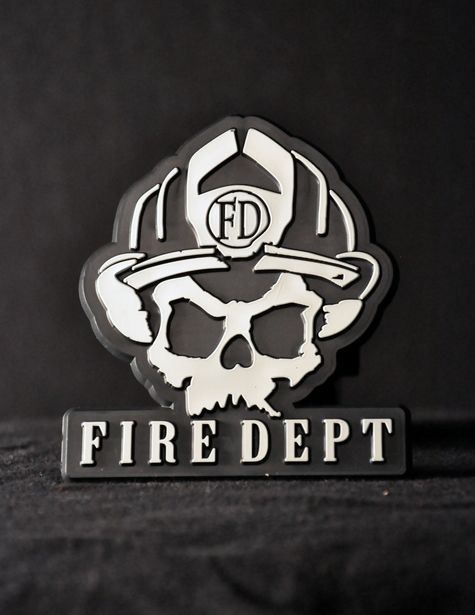 558 best brandweer firefighter images on pinterest for Tattoo shops in yuba city