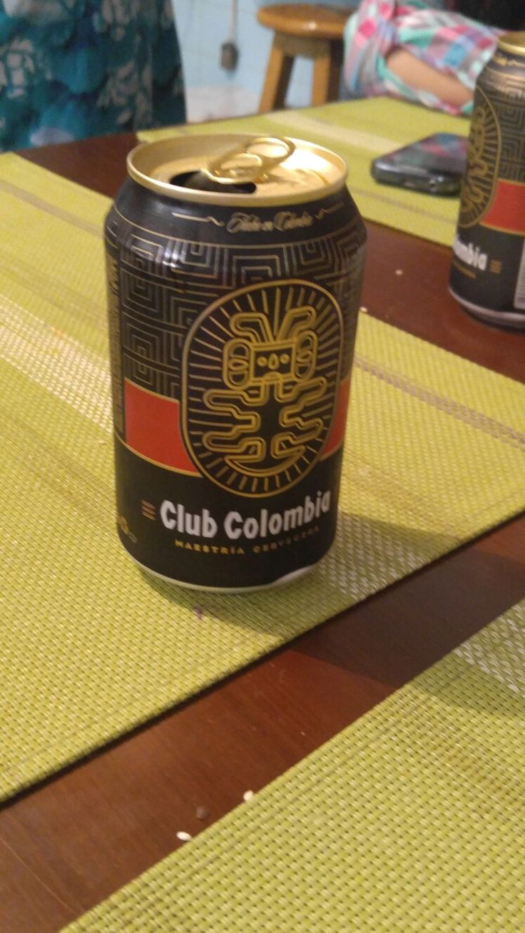 Colombia 🍺