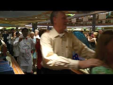 cool Flash Mob Dance Usa Dance Costa Atlantica Cruise.mov
