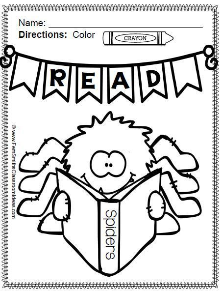 reading coloring pages 2nd grade furthermore i love reading coloring