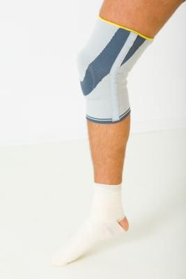 My knees are so bad I can't run or do leg lifts.  The MRI showed damage, but not bad enough to replace. What to do?   ~R.