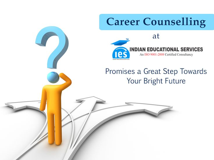CareerCounselling at #IES promises a great step towards your bright future