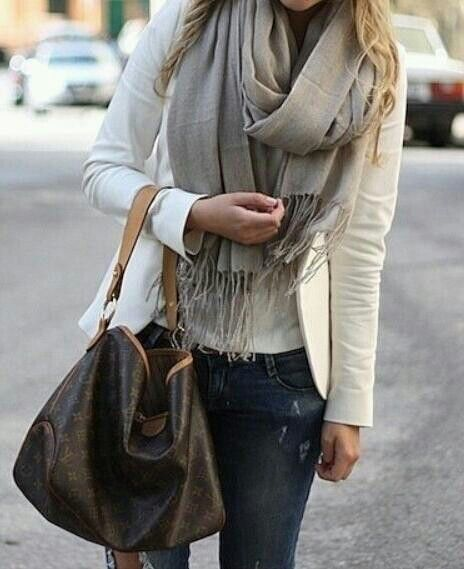 Fall / Winter Outfit.