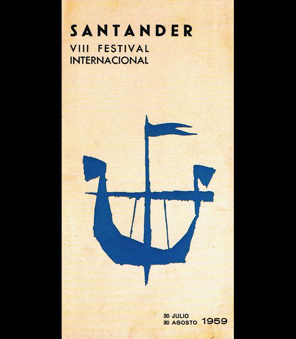 Ramón Calderón from London to Santander | Graphics Pioneers