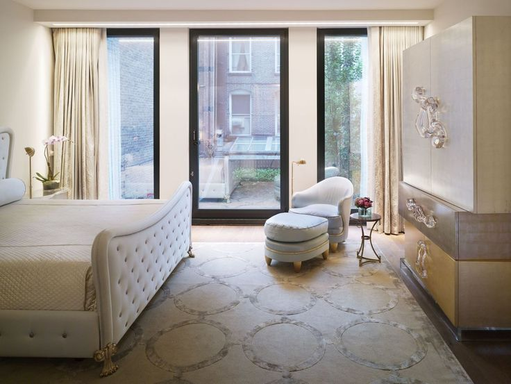 Luxury Master Bedrooms By Famous Interior Designers New York