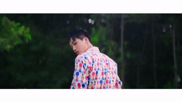 the iconic kai face | jongin exo the war - koko bop teaser video