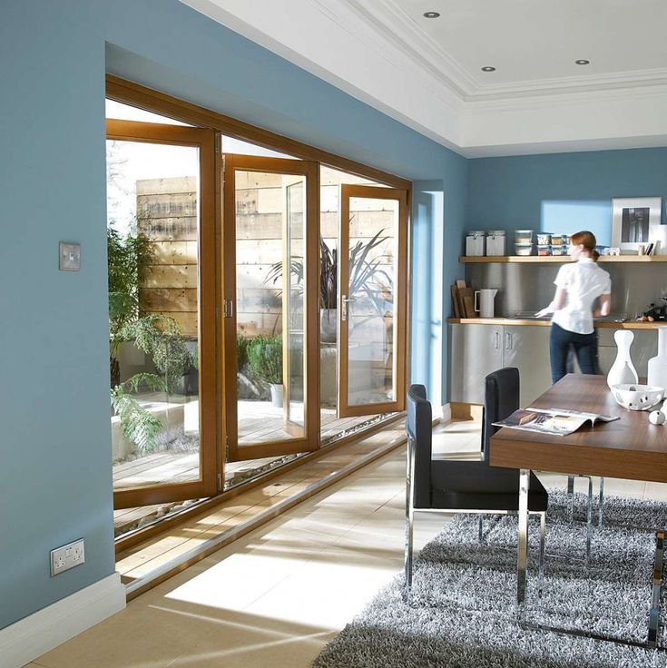 1000 ideas about sliding french doors on pinterest for Full glass patio door