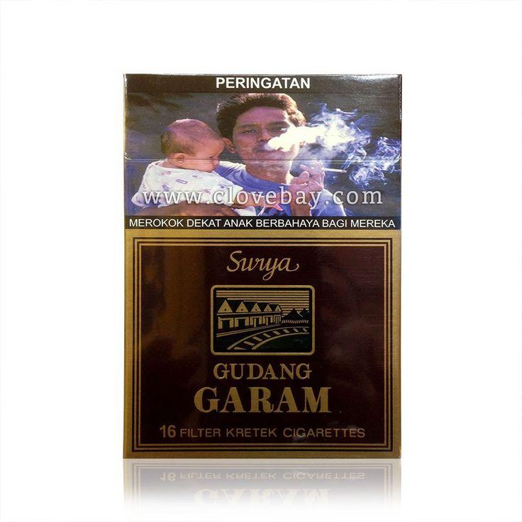 Gudang Garam Surya 16 Kretek Filter