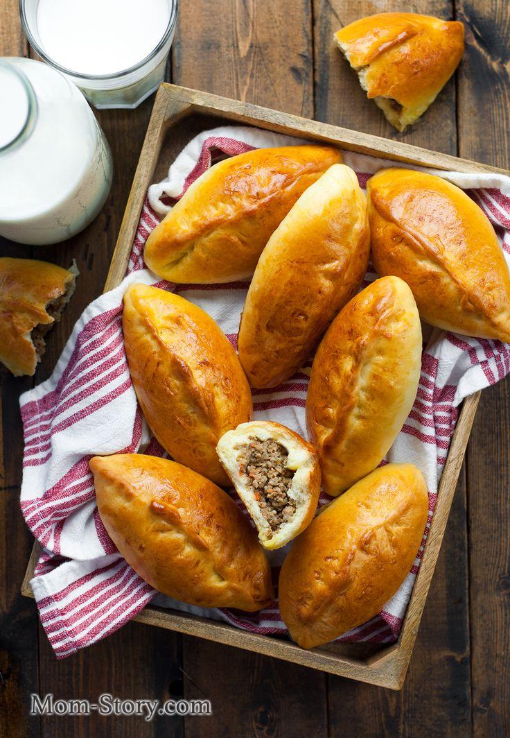 пирожки с мясом рецепт