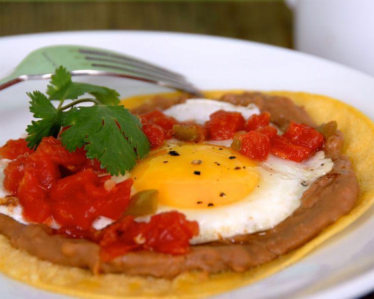 Receta huevos rancheros PLATILLO TIPICO DE MONTERREY