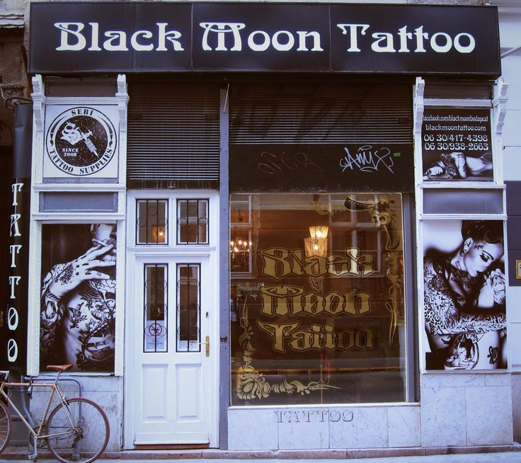 Black Moon Tattoo itt: Budapest, Budapest