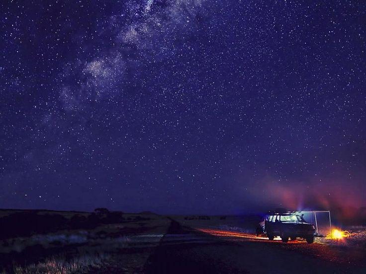 Resultado de imagen de cielo estrellado weheartit