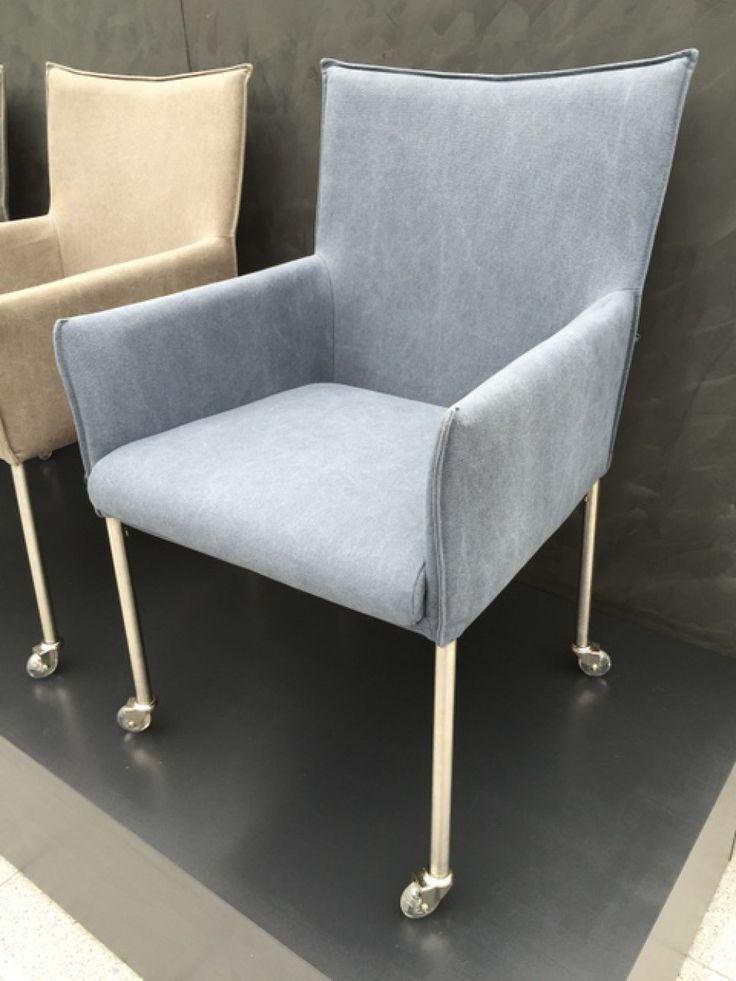 Stuhl Blau Auf Rollen, Stuhl Mit Armlehne Auf Rollen   Stühle U0026 Sessel    Design