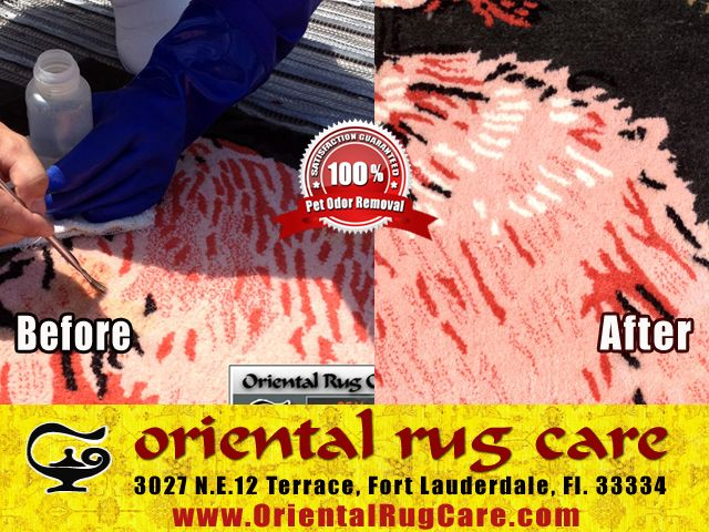 Oriental Rug Cleaning Services in Ft. Myres