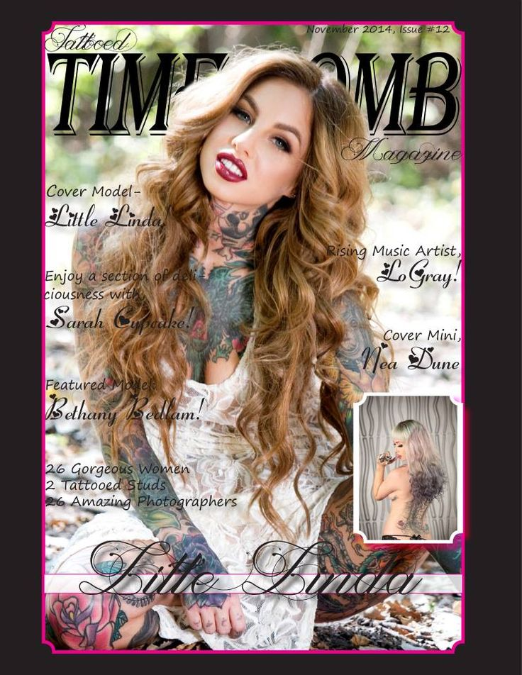 The Modified Dolls UK Chapter is featured in Tattooed Time Bomb Magazine issue # 12. You can purchase your copy from Magcloud: http://www.magcloud.com/browse/issue/834203