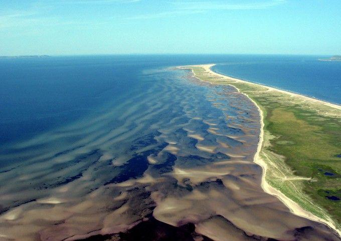 Sandy Hook, Iles de la Madeleine