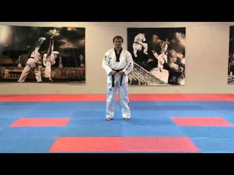 Forme Taekwondo Poomsae e Taegeuk  WTF FITA