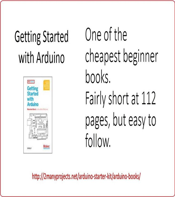 http://2manyprojects.net/arduino-starter-kit/arduino-books/ More information about arduino booksarduino cookbook, practical electronics for inventors, arduino for dummies