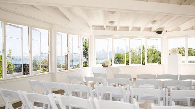 Take in stunning views of Sydney Harbour at the Taronga Centre.