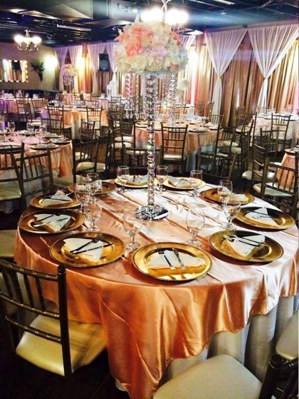 17 best images about salones de fiestas y eventos on for Jardines para eventos