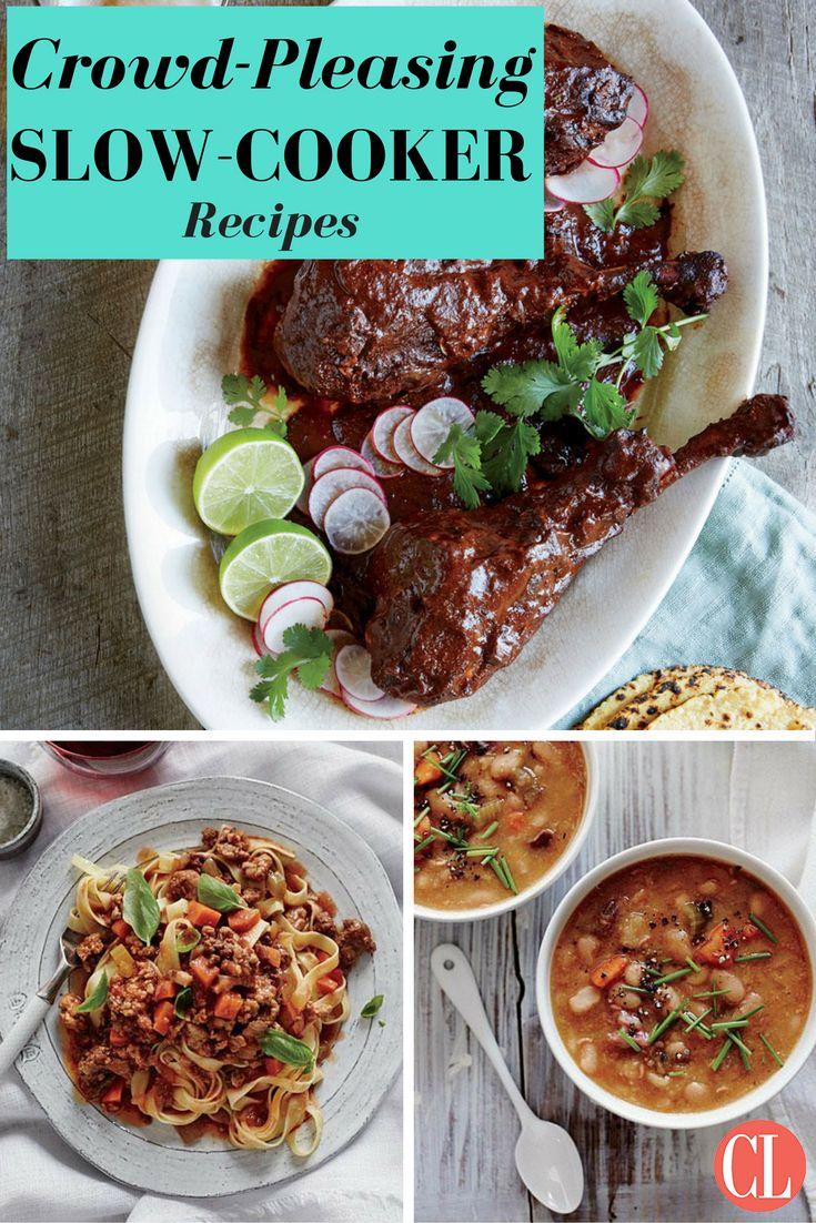 Cooking light crock pot recipes easy
