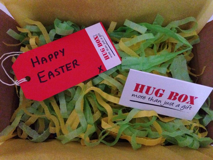 132 best hug box images on pinterest boxes personalised gifts one of the lovely 10 easter hug boxes dispatched this morning http negle Choice Image