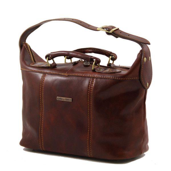 Ibiza - Mini travel leather bag