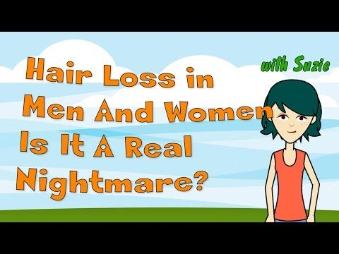 Hair Loss in Men And Women - Is It A Real Nightmare? -  How To Stop Hair Loss And Regrow It The Natural Way! CLICK HERE! #hair #hairloss #hairlosswomen #hairtreatment  – How to regrow your hair fast. Hair loss specialists were stunned! Hi! I'm robo-Suzie and today I'll talk to you about Hair Loss in Men And Women. Also don't... - #HairLoss