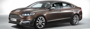2015 Ford Mondeo - front
