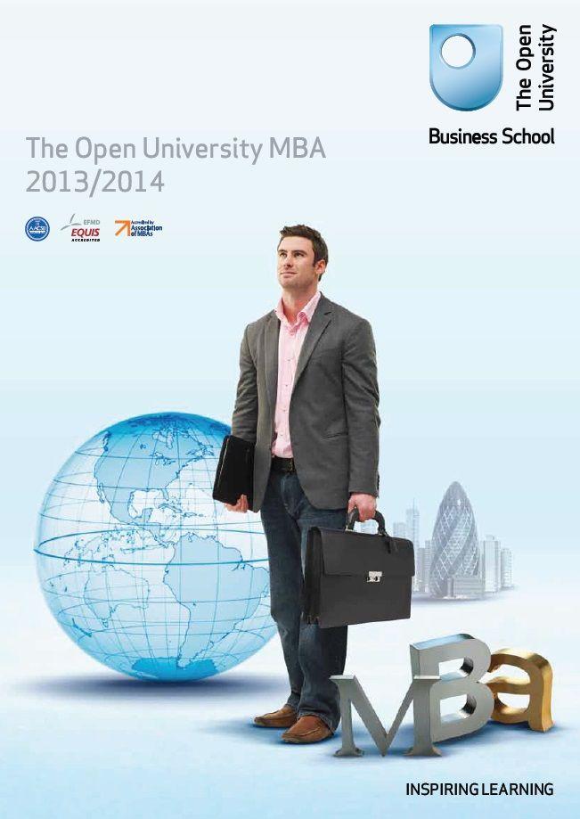 Буклет MBA OU