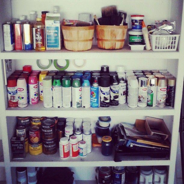 paint organization!