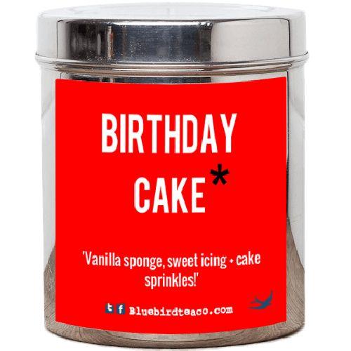 Birthday Cake Tea | Bluebird Tea Co.