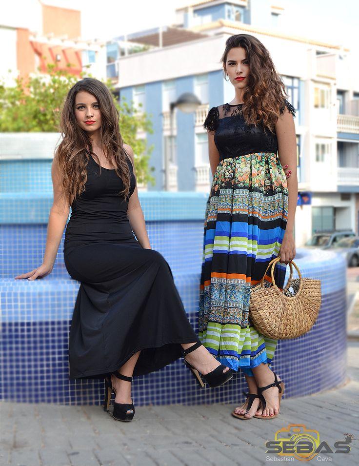 Dos vestido, dos ocasiones, no te pierdas a nuestras fantásticas modelos, Maria Jose y Angela.  http://blog.dicompra.com/dos-vestido-dos-ocasiones/