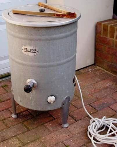 Copper Boiler Retro Washing Machine Machines For