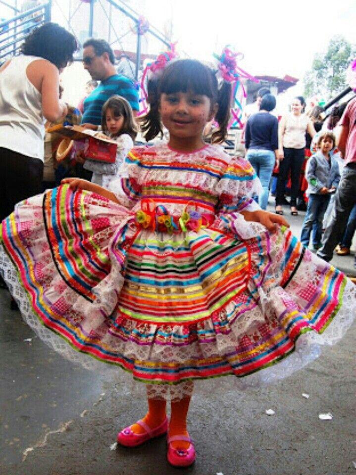 Festa junina caipira