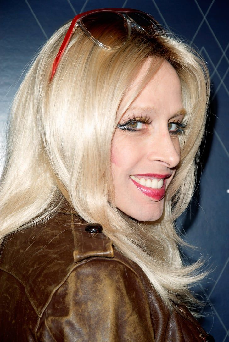 Pin for Later: The Most Beautiful Transgender People in Hollywood Alexis Arquette
