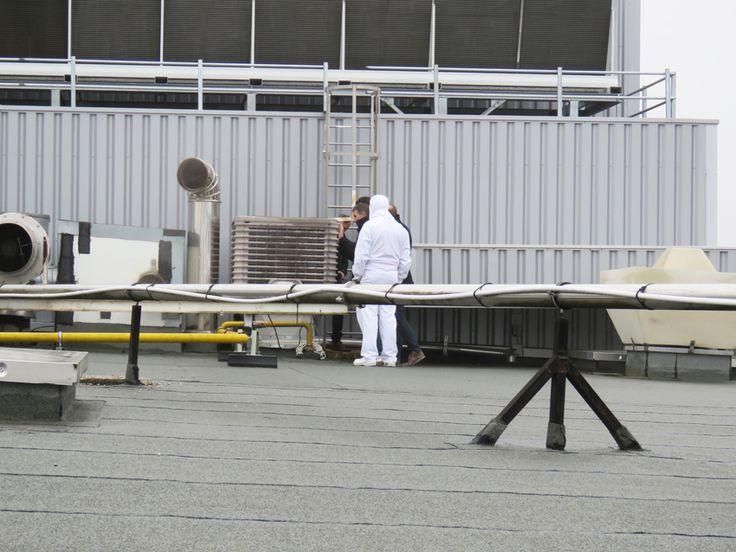 Installation adiabatique (bio-climatisation) Alsalor Semecourt (FR-57) rafraîchissement air secteur four cuisson