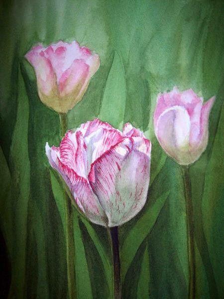 Beaux tableaux d'Irina Sztukowski