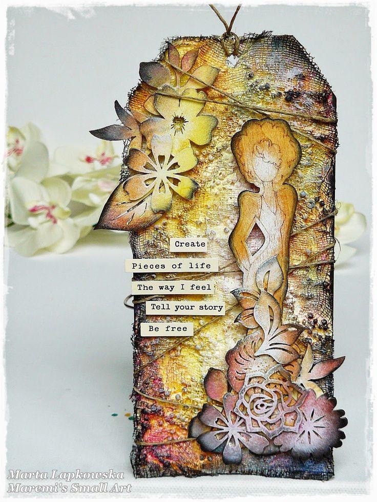 From Marta Lapkowska in West Cork, Ireland. Maremi's Small Art