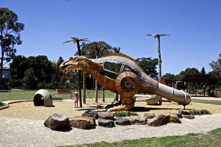 Dinosaur Park - Yarraville