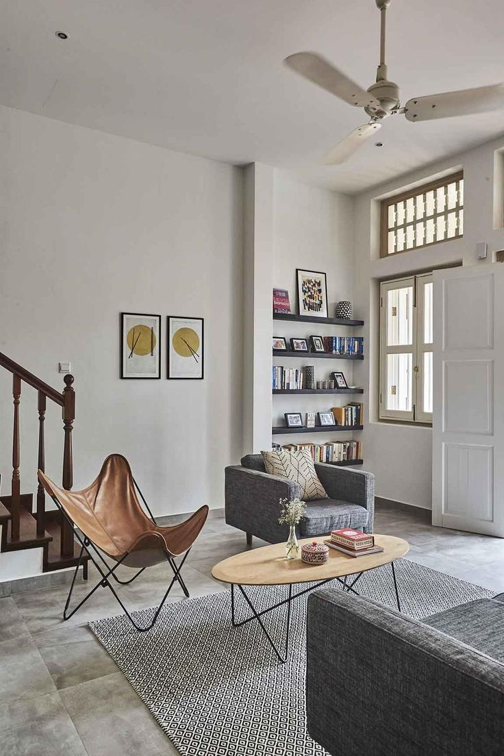 House Tour: A modern take on this pre-war conservation terrace house